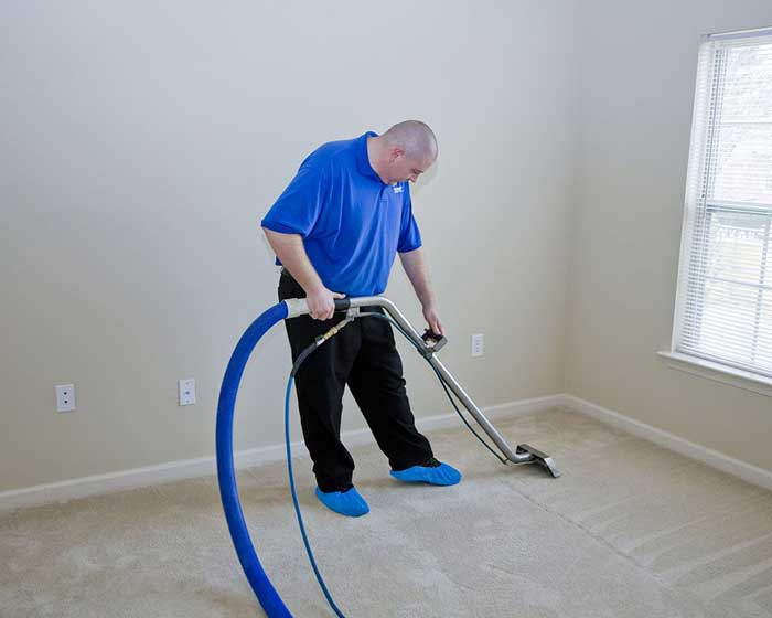 Professional Carpet Cleaning - Ottawa Clean Team